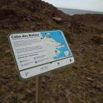 Entrada al sendero del Cabo