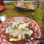 """Food was fantastic, but not exactly """"authentic"""" Mexican decor. But it was clean and the service"""