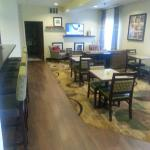 Foto de Hampton Inn Colorado Springs Airport