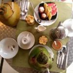 Raw and vegan breakfast, op je eigen balkon