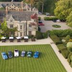 Stunning grounds at The Manor