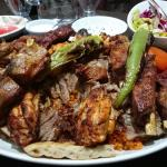 Meat Platter Yummy