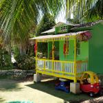 Play house for the kids.