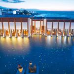Lago di Candia Fine Dining Restaurant inspired by its spectacular waterfront setting