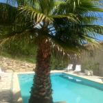 photo piscine et chambre