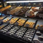Bakery at TooJays.
