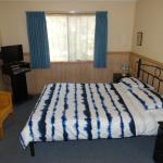 All farm cottages have queens size beds and single beds in other rooms