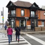 Brux House in Hamilton Ontario
