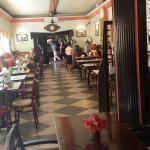 Dining room which serves both western and Thai food. There is also an extensive vegetarian menu.