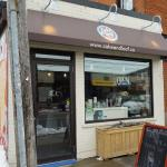 Cute Coffee House and Bakery in Hamilton Ontario