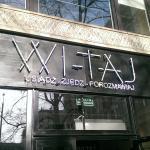 Wi-Taj - nice welcome neon :-)