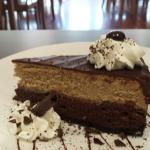 Cocoa Mocha Cheesecake/Gluten free YUMMY!