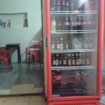 Zona de bebidas