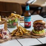 Oaks burger