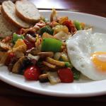 Huevos Perfectos!! y delicioso Skillet.