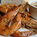 New Orleans Spicy Shrimp