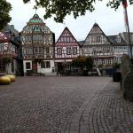 Main Square in town - 2 minute walk from the hotel.