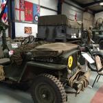 Various vehicles.