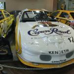 Kenseth's IROC car