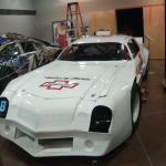 Kenseth's short track car