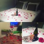 Special touches for a birthday and engagement surprise