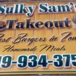 Sulky's Sign
