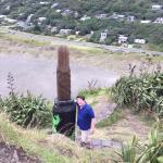 A hike up Lion Rock