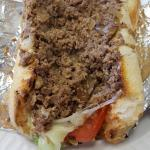 Awesome Cheesesteak Sub