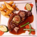 Aussie beef steak