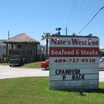 Great food just down from the State Park.