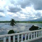 View from the Top of Sampalok Lake, San Pablo City Laguna