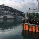 Hotel From East Looe