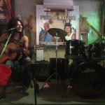 Amazing Friday night with live band and amazing mojitos here at Freedom Way Bar Koh Samui