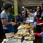 Irish Vegan Festival 2016 in the Ulster Hall