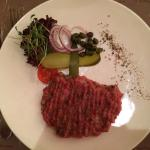 Beefsteak Tatar