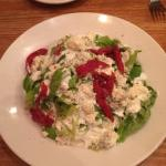 Beautiful Local Blue Cheese Salad