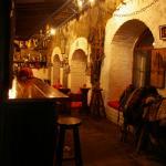 Bar and tack room