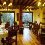 Dinner dining room