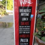 Фотография The Wall Restaurant