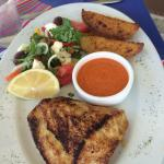 Butterfish special!