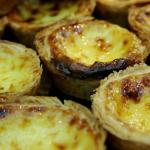 Portuguese Pastel de Nata (Custard Tarts)