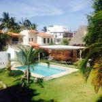 Casa del Viento grounds/pool
