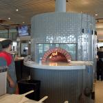 Neapolitan style wood-fired oven
