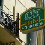 Hotel Athinaikon Foto