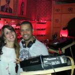 Le symathique DJ