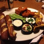 Three Item Appetizers