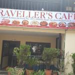 Travellers Cafe entrance