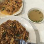 Butter Milk Chicken and Kway Teow