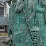 """Skulpturengruppe """"Zeitreise"""""""