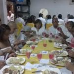 Cena de Año Nuevo, Organizada por el Hotel para Todos los Huéspedes.